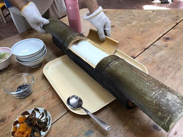 竹ごはんを炊いて食べよう!のサムネイル
