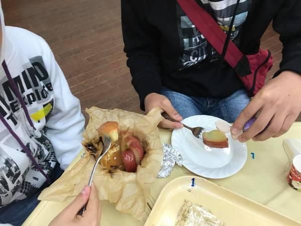 焼きリンゴ!のサムネイル
