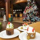 クリスマスカップケーキデコ