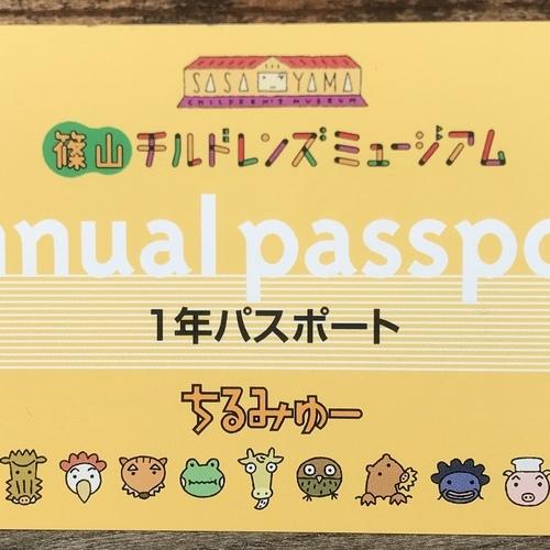 年間パスポート期限延長について
